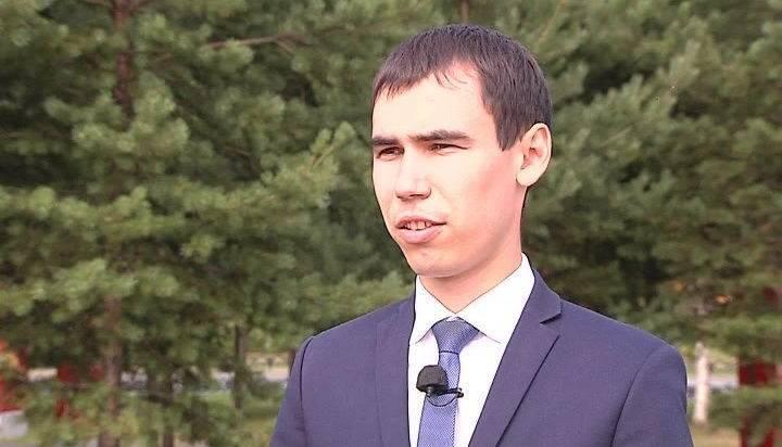 Алмаз Хананов, инженер отдела добычи нефти и газа